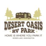 Moses Lake RV Park - Desert Oasis